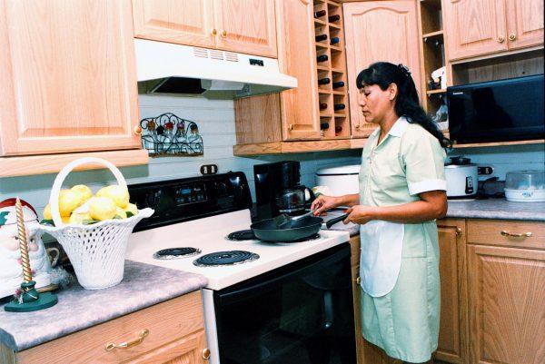 Trabajadoras del hogar en México_Condiciones