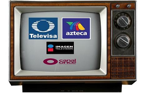 Televisión Abierta en México