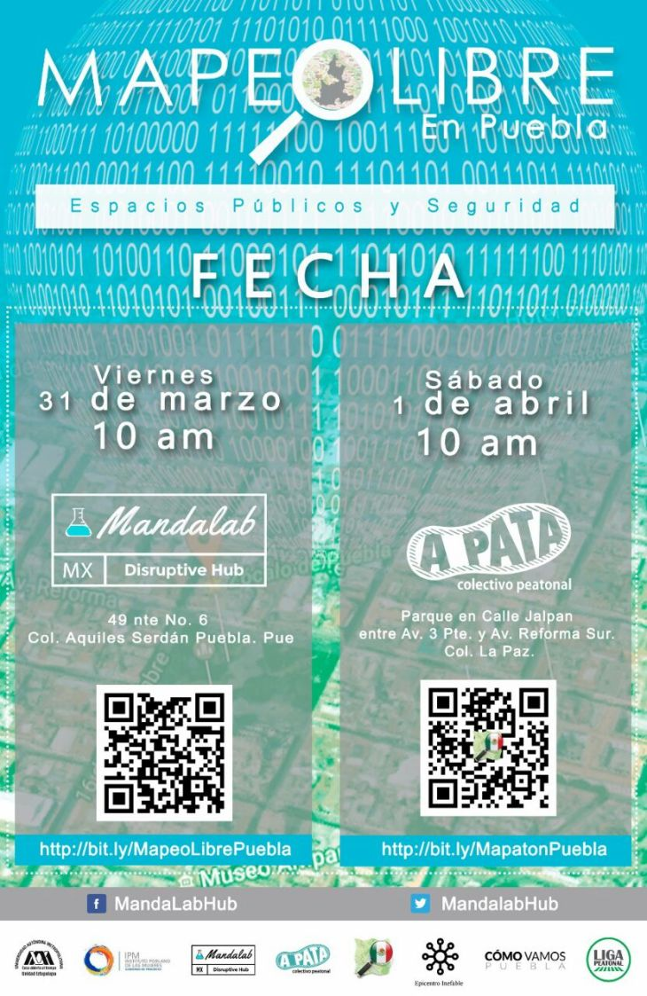 Mapeo Libre en Puebla_Datos Abiertos_ Puebla