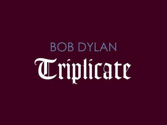 Bob Dylan Triplicate nuevo álbum