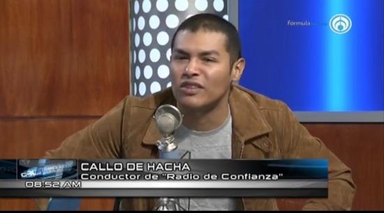 CalloDeHacha