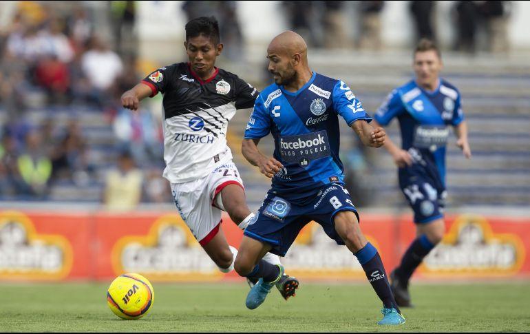 Puebla vs Lobos