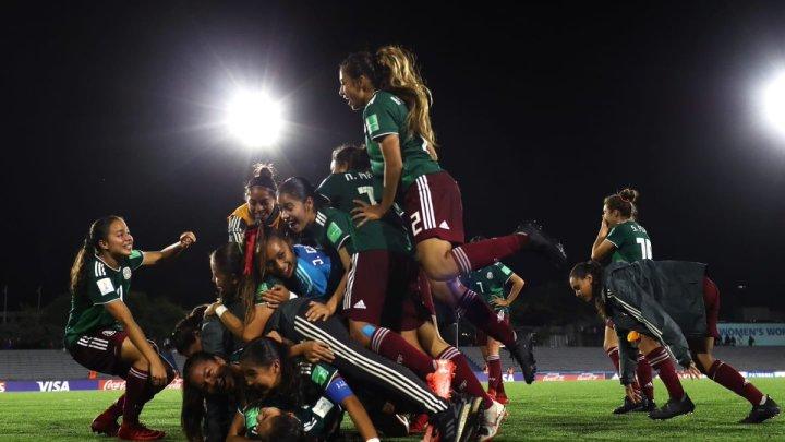 México Femenil Sub-17