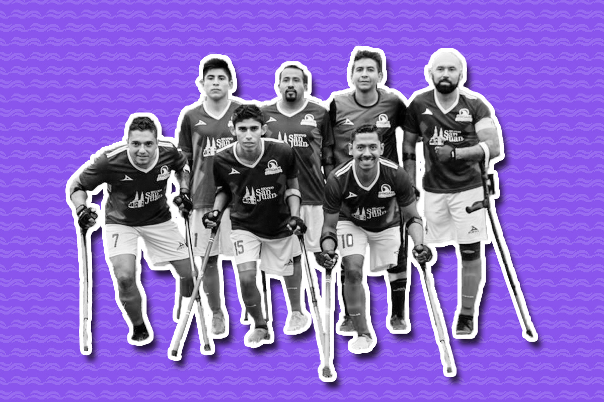 Selección Mexicana de Amputados